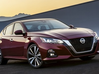 2021 Nissan Altima redesign