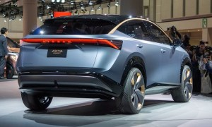 2021 Nissan Ariya release date