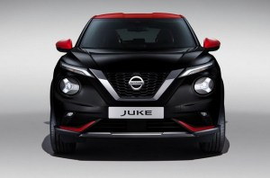 2021 Nissan Juke Nismo changes