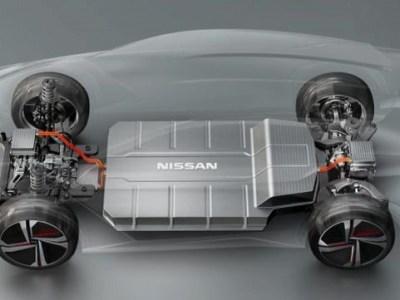 2021 Nissan Qashqai EV