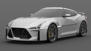 2022 Nissan z