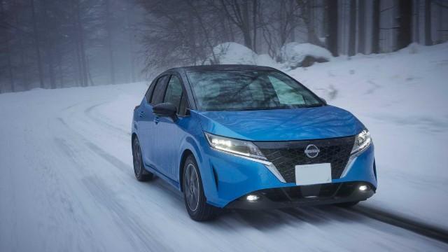 2022 Nissan Note e-Power design