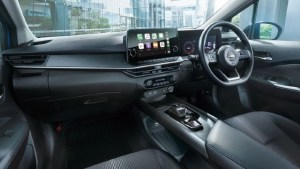 2022 Nissan Note e-Power interior