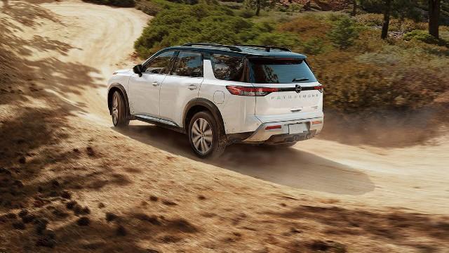 2022 Nissan Pathfinder redesign