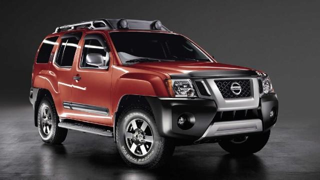 2023 Nissan Xterra pro-4x