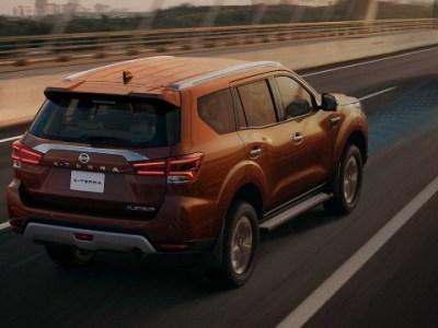 2023 Nissan Xterra usa