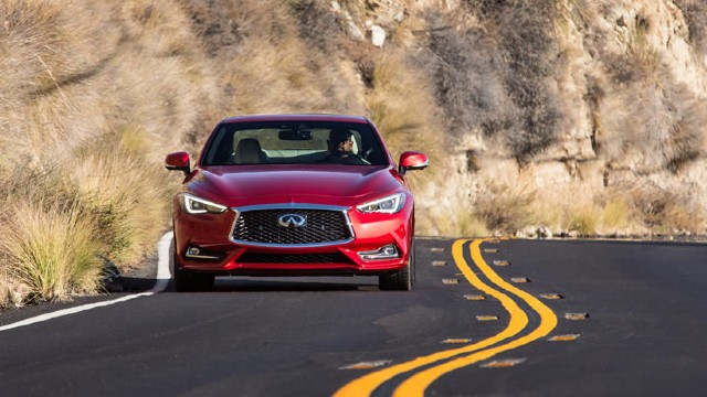 2022 Infiniti Q60 Red Sport Coupe redesign