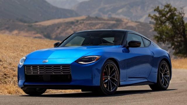 2023 Nissan Z Sports Car price