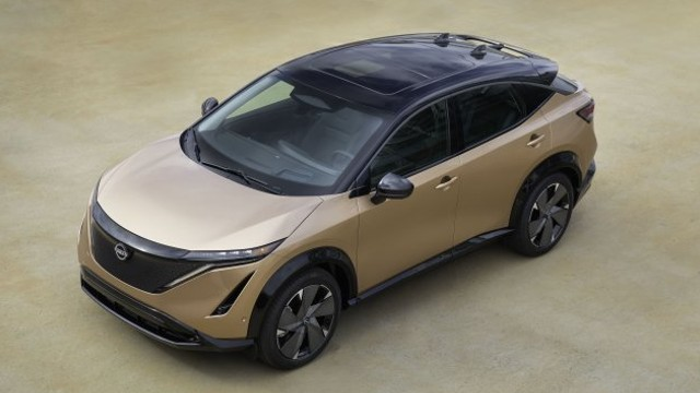 2022 Nissan Ariya release date