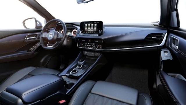 2022 Nissan Qashqai interior
