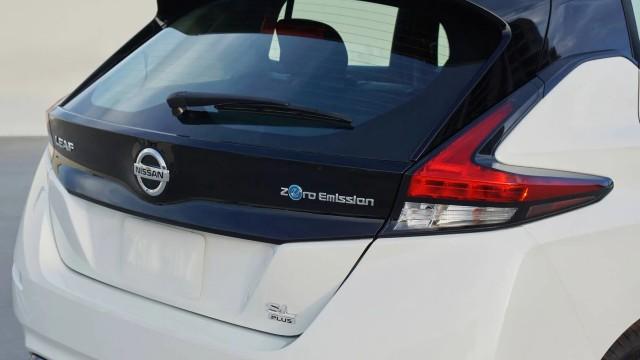 202 Nissan Leaf Plus range