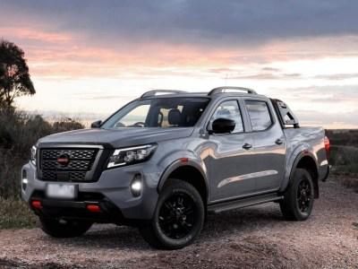 2022 Nissan Navara release date