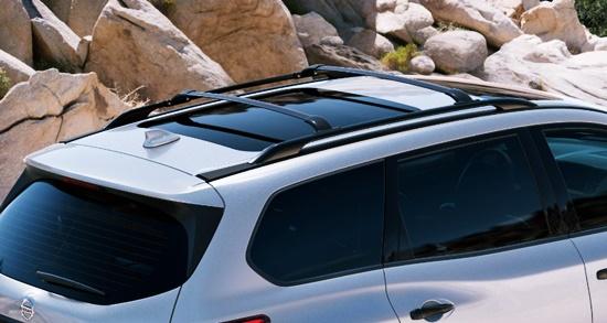 2020 Nissan Pathfinder Rock Creek Edition Exterior