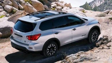 Photo of 2020 Nissan Pathfinder Rock Creek Edition