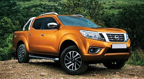 2021 Nissan Frontier Manual Transmission