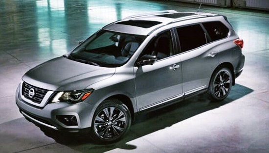 2021 Nissan Pathfinder Hybrid Pictures, Price