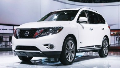 Photo of 2021 Nissan Pathfinder SV Interior Exterior