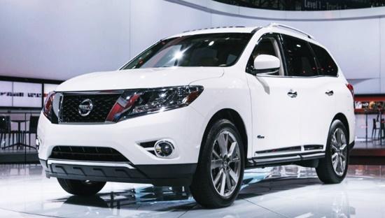 2021 Nissan Pathfinder SV Interior Exterior