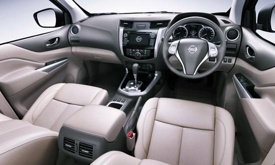 New 2021 Nissan Frontier USA Interior