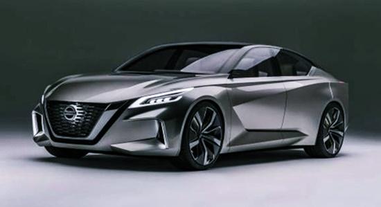 New 2021 Nissan Maxima Concept, Rumors