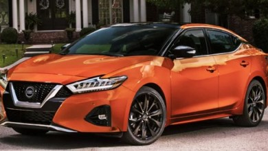 New 2021 Nissan Maxima SR USA Price