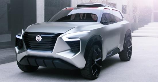 New Nissan Rogue 2021 Spy Photos