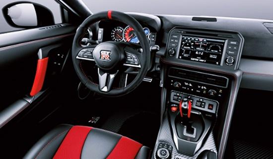 Nissan GTR 2021 Interior