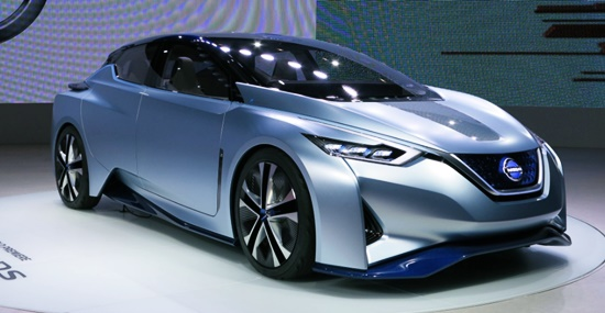2020 Nissan Leaf USA Release Date, Price