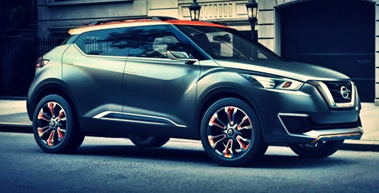 New 2021 Nissan Kicks USA Redesign, Change