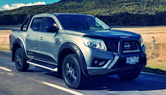 New 2021 Nissan Navara Black Edition Specs