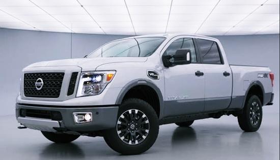 New 2021 Nissan Titan XD USA Rumors