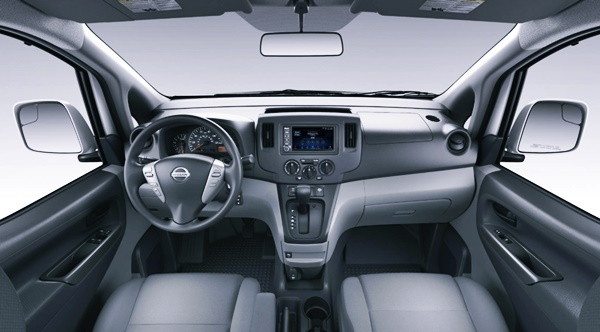 2021 Nissan NV200 Interior