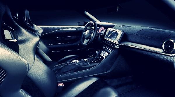 2021 Nissan Skyline GTR Interior