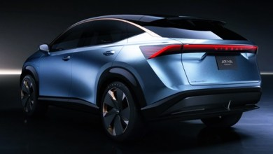 2021 Nissan Ariya Electric SUV Concept Price