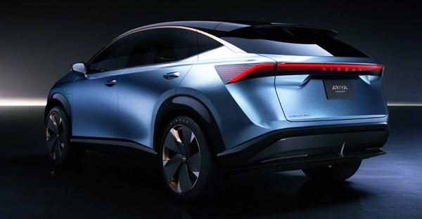 2021 Nissan Ariya Electric SUV Concept Price