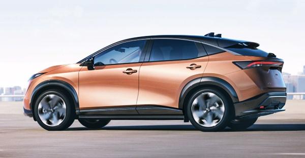 New 2022 Nissan Ariya USA Release Date, Price