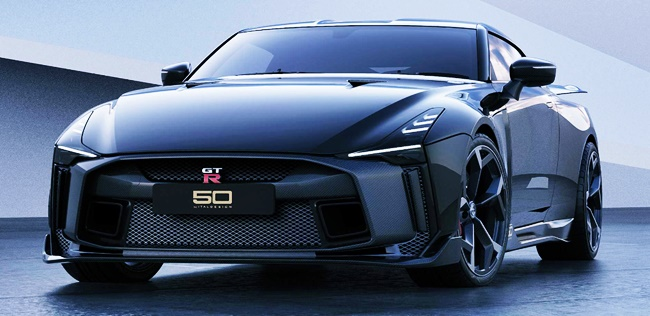 New 2022 Nissan GTR R35 Final Edition Price