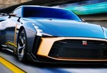 Photo of New 2023 Nissan GTR Redesign Hybrid Powertrain