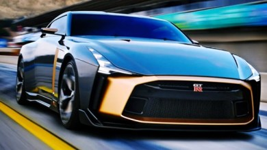 Photo of New 2023 Nissan GTR Redesign Hybrid Powertrain
