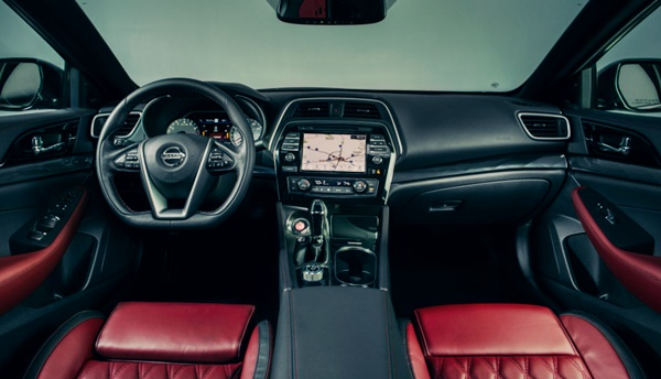 2022 Nissan Maxima Platinum Interior