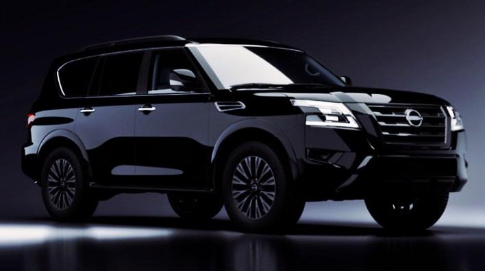 New 2022 Nissan Armada Midnight Edition