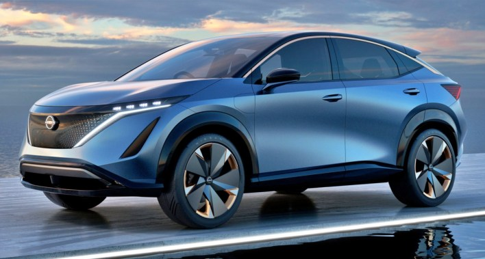 2023 Nissan Ariya