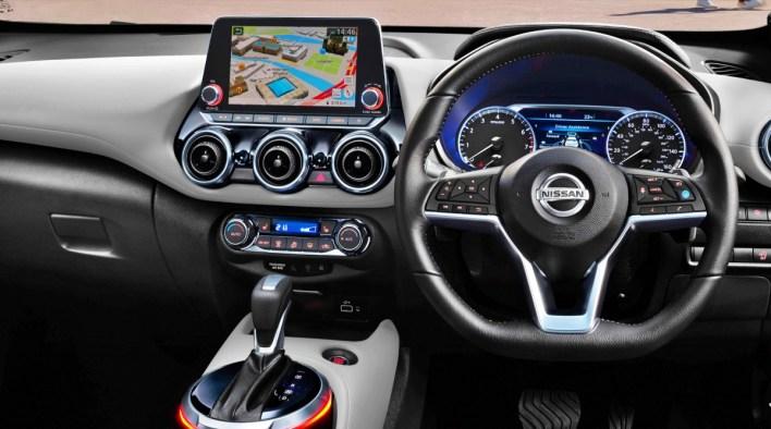 2023 Nissan Juke Interior