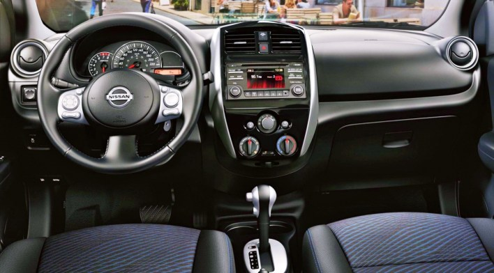 2022 Nissan Micra Interior
