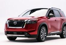 2023 Nissan Pathfinder Platinum
