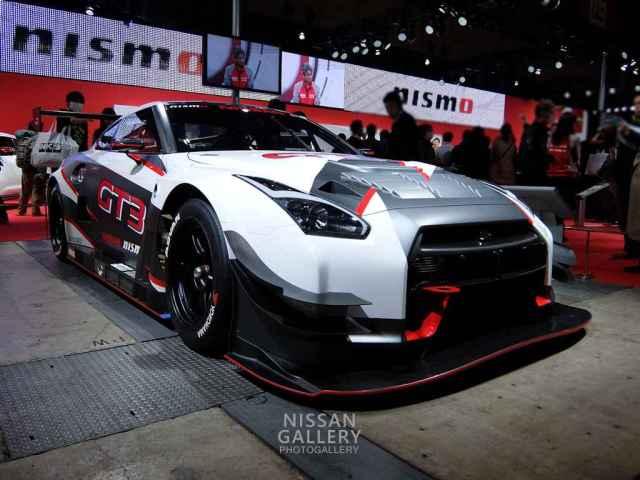 GT-R NISMO GT3 2015年モデル