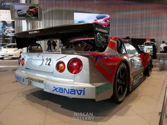 ザナヴィ ニスモGT-R 2002年