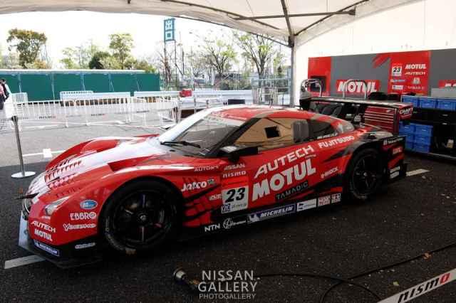 モチュールオーテック GT-R(2013年)
