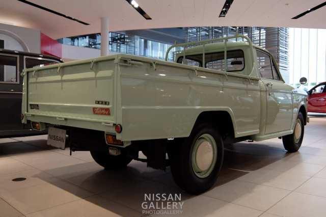 ダットサン1200トラック