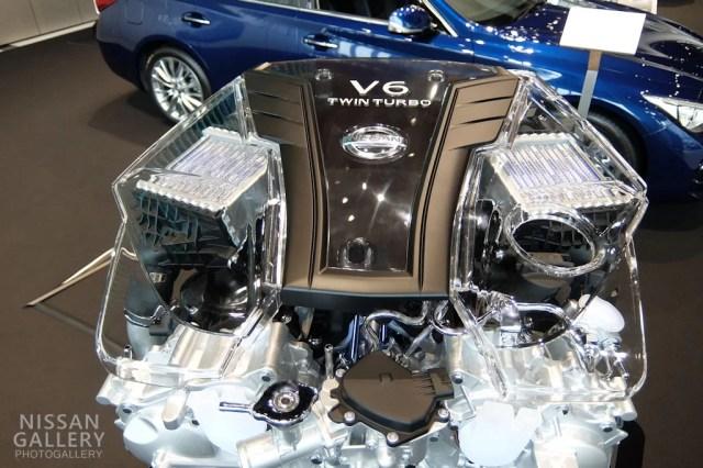 日産 VR30DDTTエンジン